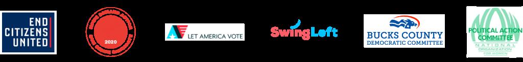 Endorsement Logos for Ann Marie Mitchell
