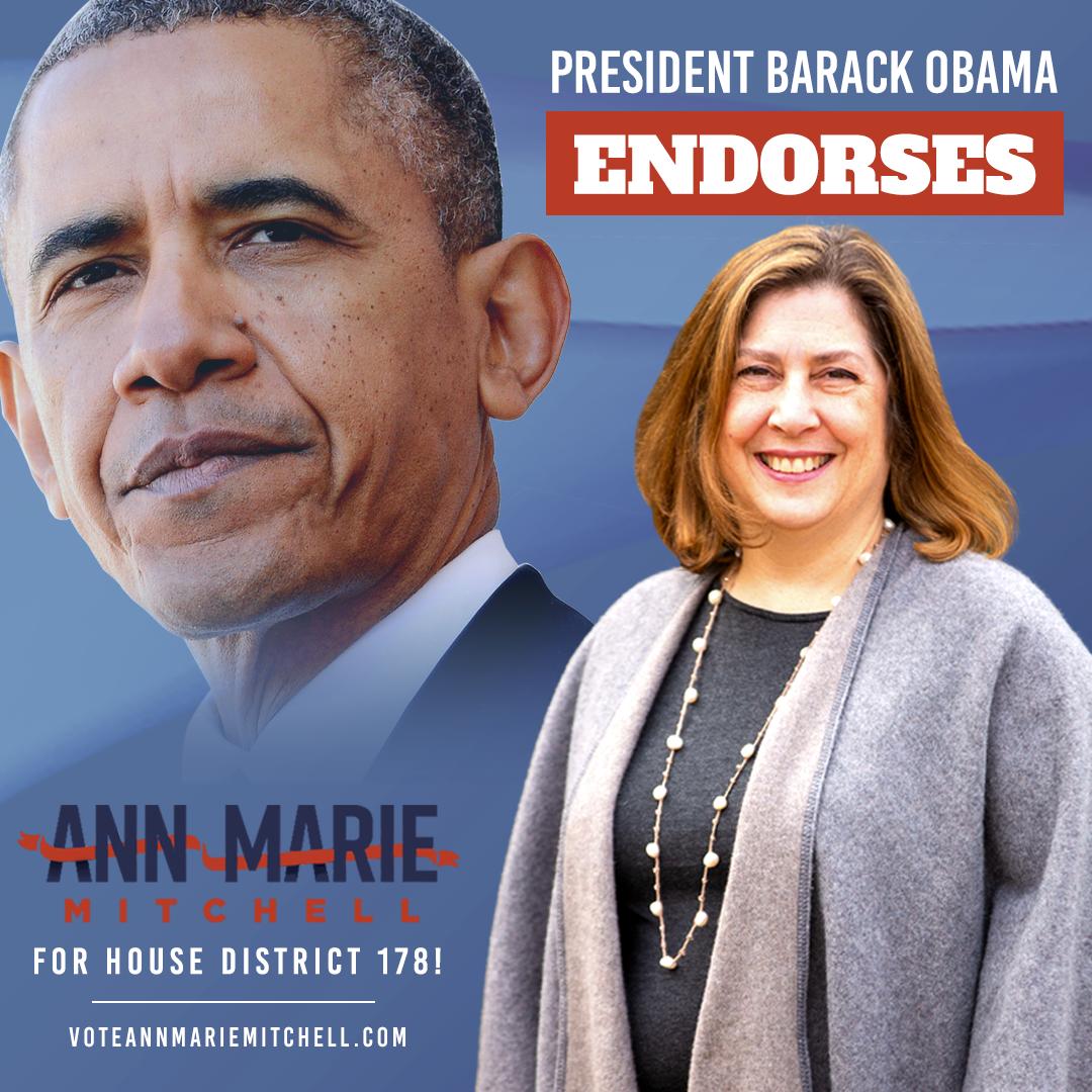 Ann Marie Mitchell 2020